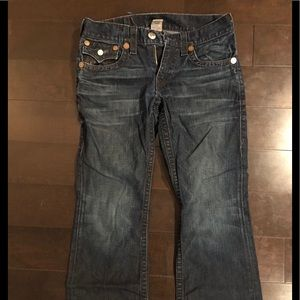 True Religion Rainbow Billy 2008, size 32 waist.